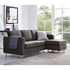 sofas for small spaces.  Small Dorel Living Small Spaces Configurable Sectional Sofa Scale Couches For  Rooms Loveseat Sleeper Replacement Couch Cushions To Sofas For Small Spaces O