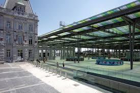 Train Terminal Design Train Station Architecture And Design Archdaily