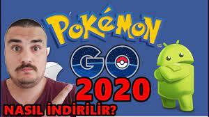 POKEMON GO NASIL İNDİRİLİR ? 2020 - YouTube