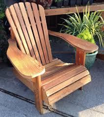 modern teak adirondack chair design chairs costco melbourne furniture best