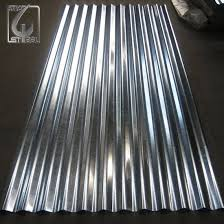 0 27mm thickness z80 galvanized corrugated metal roofing sheet for shed