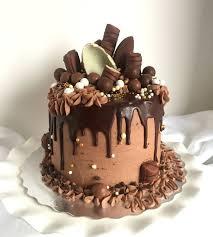Chocolate Cake Decorating Ideas And Tips Isomeriscom House