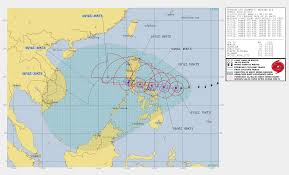 Typhoon Tracking Chart Ocean Weather Services Blog Ocean Weather Around The