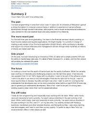 professional summary no experience writing resume sample professional summary no experience example of professional summary for resume