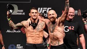 UFC 264: McGregor vs Poirier 3