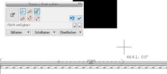 Treppenberechnung mit dem treppentool von gs treppen gmbh & co.kg geben sie einfach ihre maße ein und das programm errechnet steigungshöhe, ausladung, steigung und ob die treppe der din entspricht. Treppendarstellung Im Grundriss Arcadia Bim