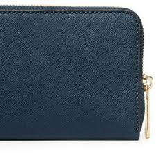 michael kors jet set travel zip around saffiano leather continental wallet navy women s fashion bags wallets on carou