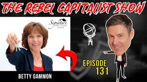 Betty Gammon (My Mom): Vegas Real Estate, Financial Freedom