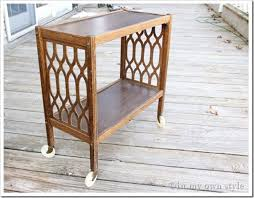 Thrift Store Makeover Using DIY Chalk Paint