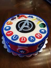 Cool Avenger Birthday Cake Wedding Academy Creative Really Cool