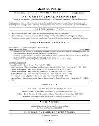 Legal Resume Custom Legal Resume Examples Letsdeliverco