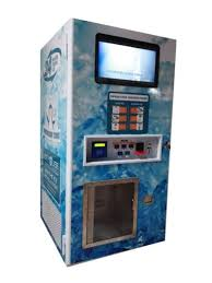 How Much Does An Ice Vending Machine Cost Mesmerizing ICE Vending Machines For Sale Up To 48KG Per 48 Hour Cycle 48