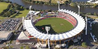 Metricon Stadium To Host International Cricket Metricon