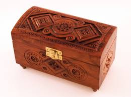 Decorative Gift Boxes With Lids Wood Watch Box Jewellry Box Wood Carving Design Artmosfair 72