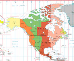 Pst To Est Conversion Chart Alaska Time Zone Wikipedia