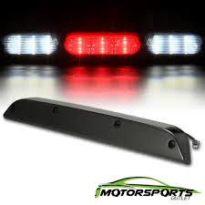 2010 Ford F150 Third Brake Light Details About For 2015 2016 Ford F150 Pickup Trunk Smoke Led 3rd Brake Light Lamp Replacement