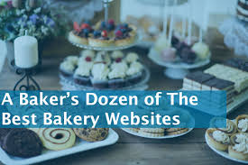 Bakery Websites 13 Best Bakery Websites You Knead To See Josiesque Designs