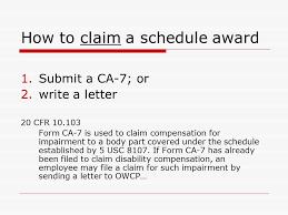 Compensation For Permanent Impairment Ppt Video Online