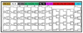 fuse box illumination feed vw t4 forum vw t5 forum T4 Fuse Box Diagram diagram of spare feeds located directly above the relays in the fuse box vw transporter t4 fuse box diagram