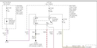 2003 ford escape fuel pump wiring diagram no power to fuel pump in 2003 ford escape wiring harness at 2001 Ford Escape Wiring Diagram