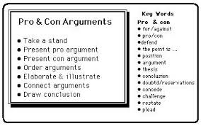 essay pro and con acirc sponsor a village essay pro and con argument