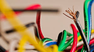 what do electrical wire color codes mean angie s list jumble of colored electrical wires