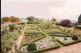 English Kitchen Garden Seduced By The Charms Of Relais And Chateaux