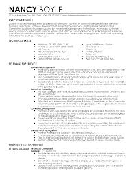 Management Resume Templates Professional Business Management Templates To Showcase Your Talent
