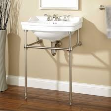 big bathroom sink metal legs unique the best console sinks small bathrooms with