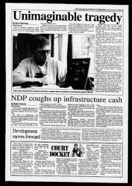 The Chilliwack Progress from Chilliwack, British Columbia, Canada on  January 27, 1995 · Page 3