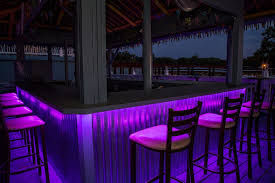 deck accent lighting. Outdoor Bar Lighting Ideas Patio Tropical With Color Lights Led Deck Accent D