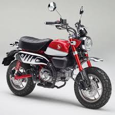 2019 honda monkey first look abs version