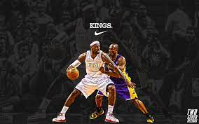 Lebron And Kobe Wallpapers - Top Free ...