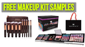 free makeup kit sles shipping canada