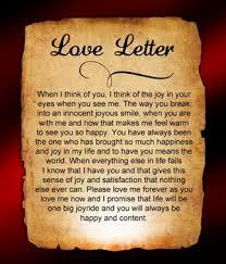 love letter 41