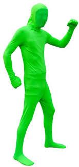 UnderFX Green Screen Suit – full body Chromakey kit for fun video tricks |  The Red Ferret Journal