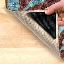how to keep a rug on carpet from moving stop rug from moving on carpet set