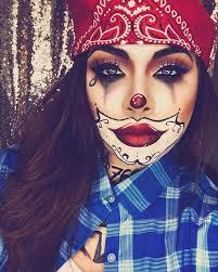 gangster clown look 23 newest clown makeup ideas