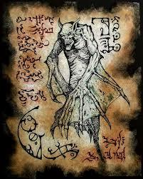 black book by m beyit fragmento del necronomicon de viro antiguo