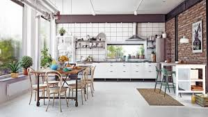 credit istock getty images 0 comments open shelving in a kitchen