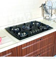 kitchen gas stove. Beautiful Modern Maid Stove Top Kitchen Gas S At The Home Depot