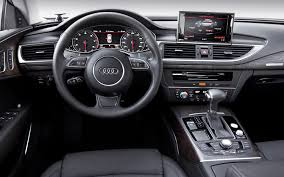 audi a7 interior black. excellent audi a7 have a cockpit interior black