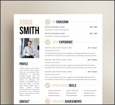 Resume Templates: Free Modern Resume Templates For Word Free Modern ...