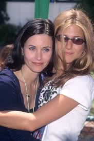 Welcome to courteney cox online, your number one source for actress courteney cox since 2006. Courteney Cox Transforms Into Jennifer Aniston On Her Birthday British Vogue