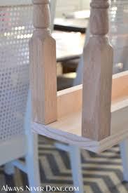 diy sofa table. Sofa-table-Always-Never-Done 9 Diy Sofa Table