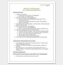 essay outline format autobiography essay outline format