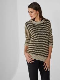 <b>Women's</b> knitwear and sweatshirts | <b>Trussardi</b> ®
