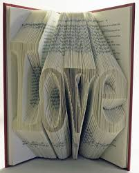 amazing book sculptures and there is a nice little tutorial included at the
