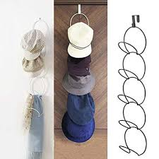 Over The Door Hat Rack Impressive Amazon Over The Door Hat Racks For Baseball Caps Hanging Hat