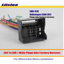 liislee car radio cd player to aftermarket wiring harness wire wire harness for car stereo diagram liislee car radio cd player to aftermarket wiring harness wire adapter for volkswagen jetta a5